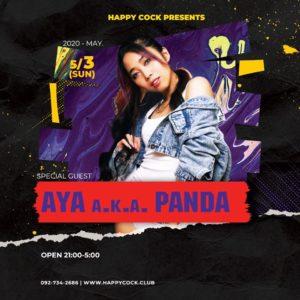 AYA a.k.a. PANDA